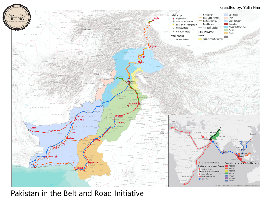 """The Real Story of China's """"Belt and Road Initiative"""